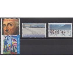 Allemagne - 2012 - No 2733/2736