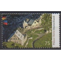 Allemagne - 2012 - No 2761 - Architecture