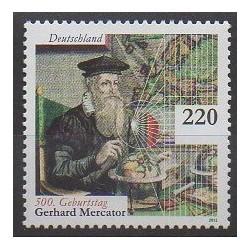 Allemagne - 2012 - No 2742 - Sciences et Techniques