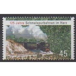 Allemagne - 2012 - No 2739 - Chemins de fer