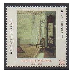 Allemagne - 2012 - No 2762 - Peinture
