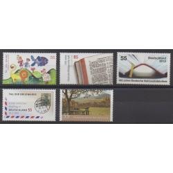 Allemagne - 2012 - No 2777/2781