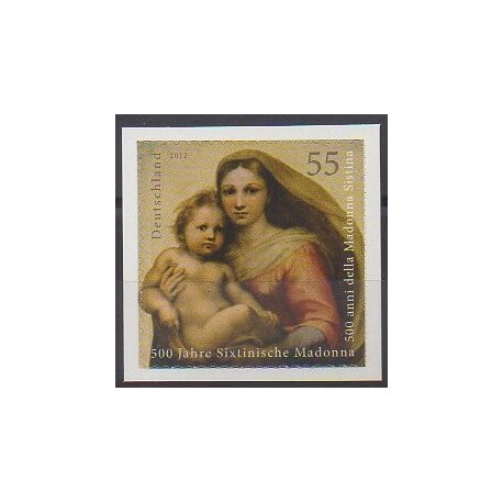 Allemagne - 2012 - No 2792 - Religion
