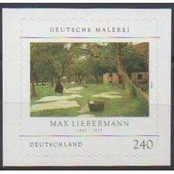 Allemagne - 2013 - No 2800 - Peinture
