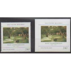 Allemagne - 2013 - No 2799/2800 - Peinture