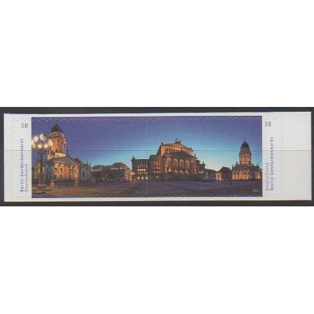 Allemagne - 2013 - No 2806/2807 - Sites