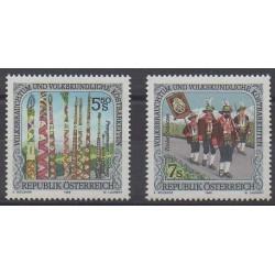 Austria - 1996 - Nb 2019/2020 - Folklore