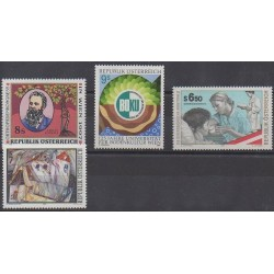 Austria - 1997 - Nb 2059/2062