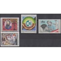 Autriche - 1997 - No 2059/2062