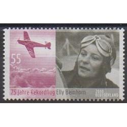 Allemagne - 2010 - No 2639 - Aviation