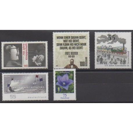 Allemagne - 2010 - No 2656/2660