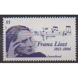 Allemagne - 2011 - No 2674 - Musique