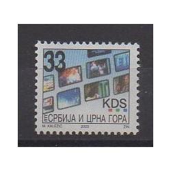 Yougoslavie (Serbie et Monténégro) - 2005 - No 3071