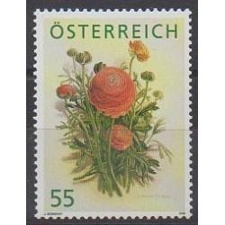 Austria - 2008 - Nb 2587 - Flowers