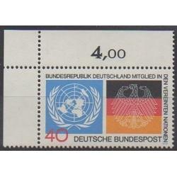 Allemagne occidentale (RFA) - 1973 - No 628