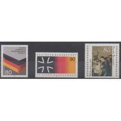 Allemagne occidentale (RFA) - 1985 - No 1097/1099