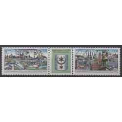 Allemagne orientale (RDA) - 1990 - No 2941/2942 - Philatélie