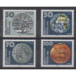 East Germany (GDR) - 1990 - Nb 2965/2968 - Space