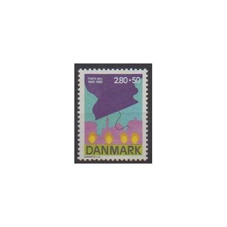 Danemark - 1985 - No 838 - Seconde Guerre Mondiale