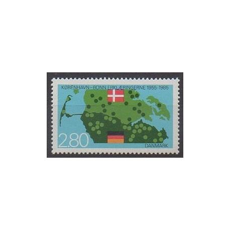 Danemark - 1985 - No 832
