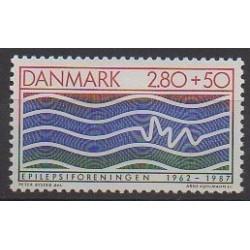 Denmark - 1987 - Nb 905 - Health
