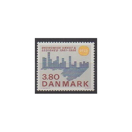 Danemark - 1986 - No 890