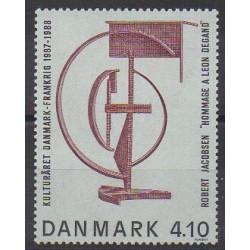 Denmark - 1988 - Nb 931 - Art