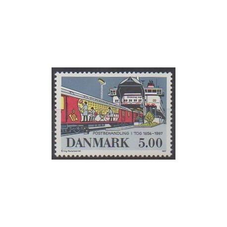 Danemark - 1997 - No 1160 - Service postal