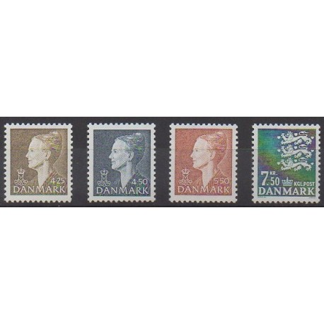 Danemark - 1998 - No 1179/1182