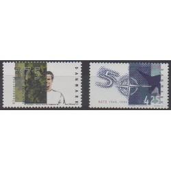 Danemark - 1999 - No 1212/1213
