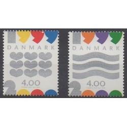 Danemark - 1999 - No 1234/1235