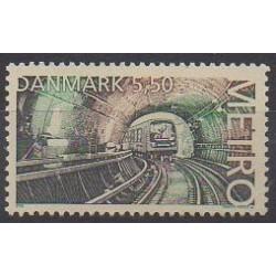 Denmark - 2002 - Nb 1321 - Transport