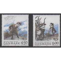 Danemark - 2004 - No 1369/1370