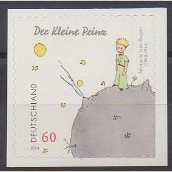 Allemagne - 2014 - No 2918A - Littérature
