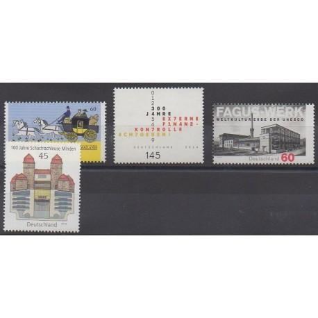 Allemagne - 2014 - No 2919/2922