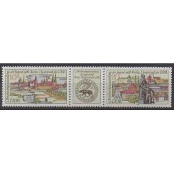 Allemagne orientale (RDA) - 1986 - No 2651/2652 - Philatélie