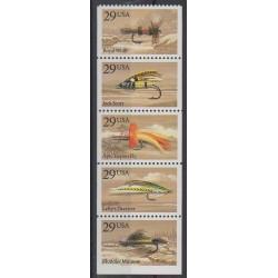 United States - 1991 - Nb 1946/1950