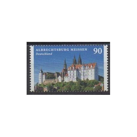 Allemagne - 2014 - No 2883 - Châteaux
