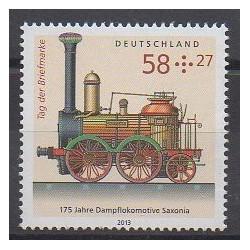Allemagne - 2013 - No 2848 - Chemins de fer