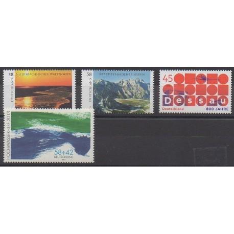 Allemagne - 2013 - No 2839/2842