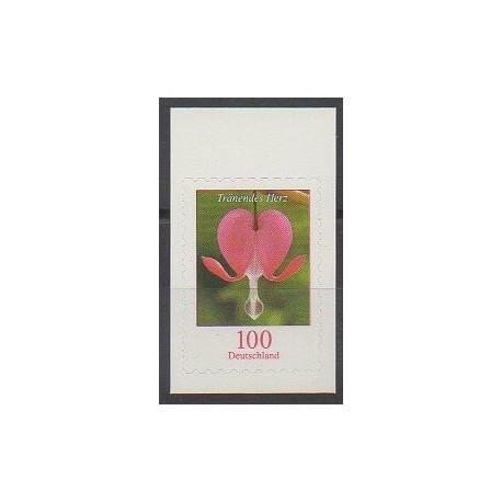 Allemagne - 2013 - No 2852 - Fleurs