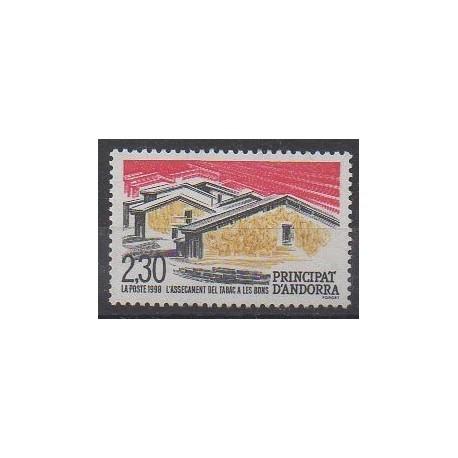 Andorre - 1990 - No 395