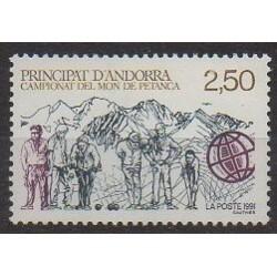 Andorre - 1991 - No 407 - Sports divers