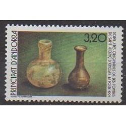 Andorre - 1991 - No 404 - Peinture