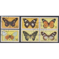 Saint Thomas and Prince - 1979 - Nb 530/535 - Insects - Used