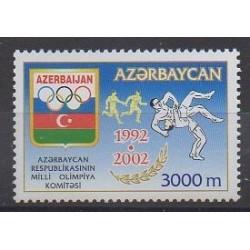 Azerbaijan - 2002 - Nb 433 - Summer Olympics
