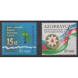 Azerbaïdjan - 2006 - No 566/567