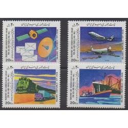 Ir. - 1989 - Nb 2105/2108 - Telecommunications