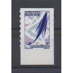 Polynésie - 2020 - No 1250