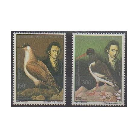 Benin - 1985 - Nb 629/630 - Birds